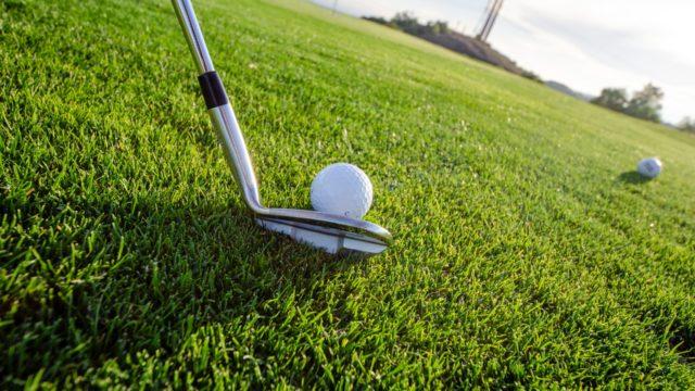 golf-aproach
